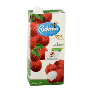 Rubicon Lychee Juice Drink NAS 1L