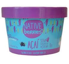 Native Berries Acai Guarana Berry Organic 200ml