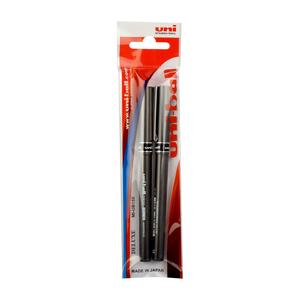 Uniball Micro Delux Roller Pen 2pcs