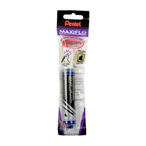 Pentel Maxiflo Whiteboard Marker Chisel Blue 1pc