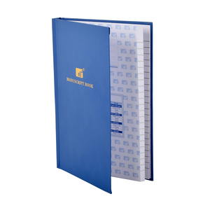 PSI Manuscript Book A5 3Quire