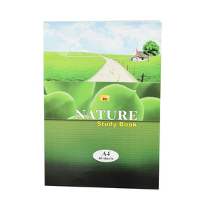 PSI Nature Study Book A4 40sheets