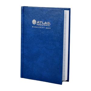 Atlas Manuscript Book A6 MBA627111 2Quire