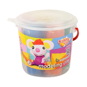 Kiddy Clay Modelling Clay 5colors
