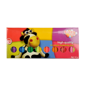 Kiddy Clay Modelling Clay 24colors
