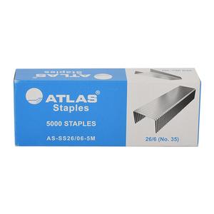 Atlas Staples 26/6 AS-SS26/06-5M 10s