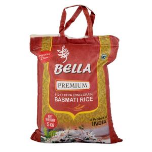 Bella Basmati Rice Premium 1121 5kg