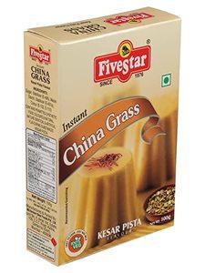 Variety China Grass Badam Pista 90g