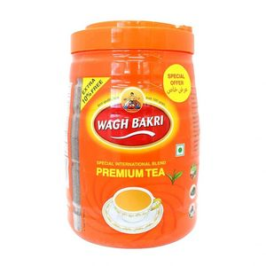 Wagh Bakri Premium Tea Jar 495g