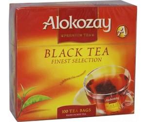 Alokozay Envelope Black Tea 100s+25s