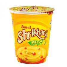 Amul Shrikhand Mango 500g