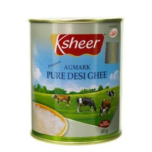 Ksheer Pure Desi Ghee Tin 500ml
