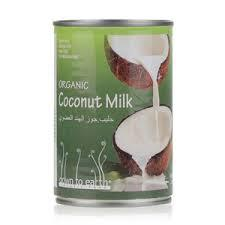 Down To Earth Organic Coconut Milk 400m