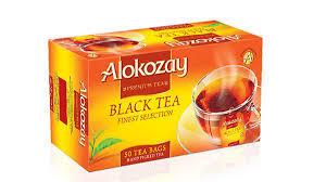 Alokozay Black Tea Bag 50s