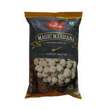 Haldirams Roasted Fox Nuts Simply Salted 30g
