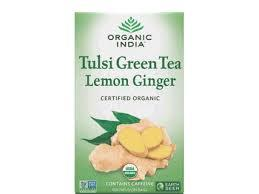 Tulsi Lemon Ginger 31.3g