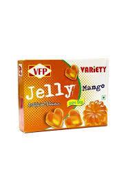 Variety Jelly Mango 90g