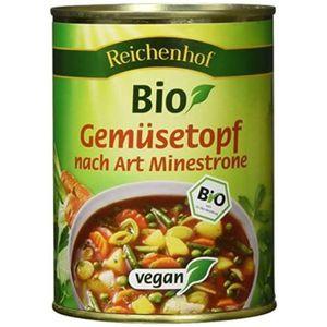 Reichenhof Bio Vegetable Soup Minestrone 400G 400g