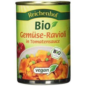 Reichenhof Bio Ravioli With Vegetable Sauce 400G 400g