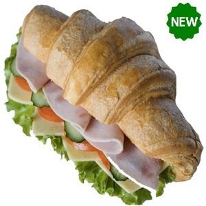 Turkey & Cheese Croissant 1pc
