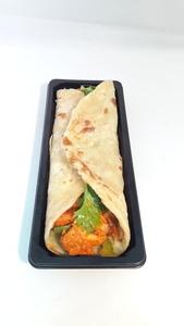 Chicken Tikka Roll Paratha 1pc