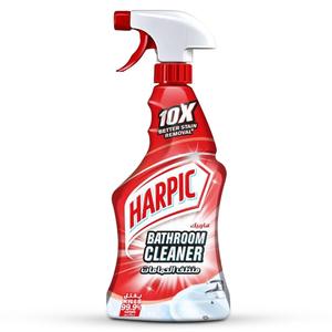 Harpic Bathroom Cleaner Trigger 2x500ml