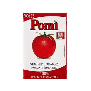 Pomi Tomato Passata 6x200g