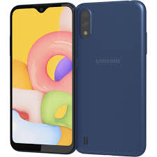 Samsung Galaxy A01 Dual Sim Mobile Phone 16GB 1pc