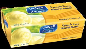 Almarai Butter Unsalted Natural 400g