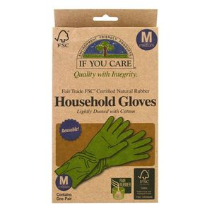 If You Care Household Gloves Medium 2pcs