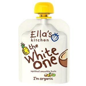 Ella's Kitchen The White One Squished Smoothie 100% Organic 90g