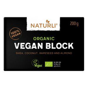Naturli' Organic Vegan Butter Block 200g