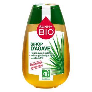 Sunny Bio Organic Agave Syrup 500g