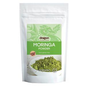 Dragon Superfoods Organic Moringa Powder Vegan 200g