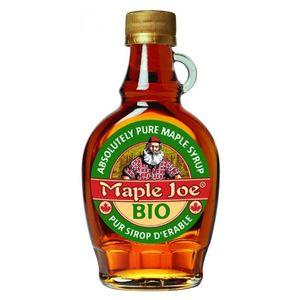 Maple Joe Pure Organic Maple Syrup 250g