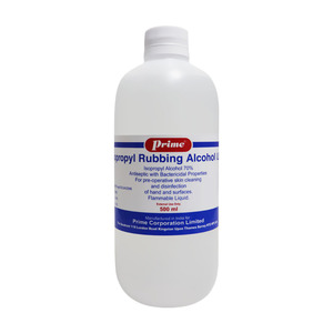 Prime Disinfectant Ispropyl 70% Alcohol 500ml