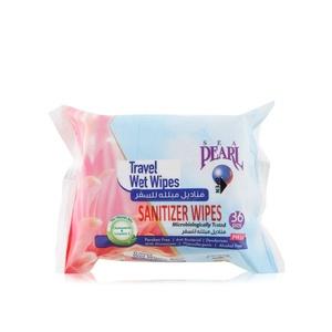 Sea Pearl Antibacterial Wet Wipes 15s