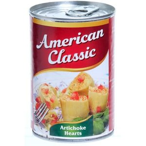 American Classic Palm Hearts 800g