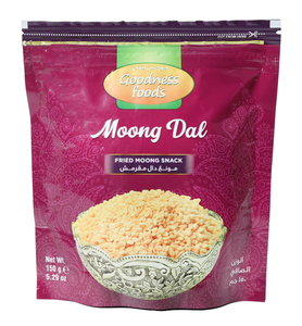 Goodness Foods Fried Moong Dal 150g