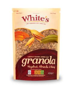 Whites Granola Hazelnut 1pc
