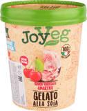 Gelato Joyveg Ice Cream Soya Cherry Tub 300g