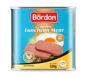 Bordon Chicken Luncheon Meat 320g