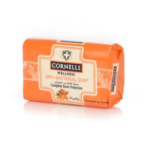 Cornell's Anti-Bacterial Bath Soap Pure 125g