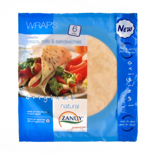 Zanuy Natural Wrap 240g