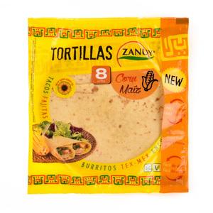 Zanuy Corn Tortilla 320g
