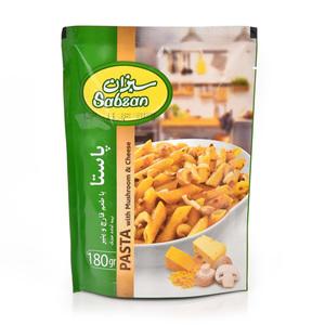 Sabzan Mushroom Cheese Pasta 180g