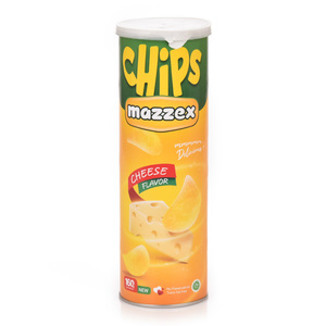 Mazzex Cheese Flavour Chips 160g