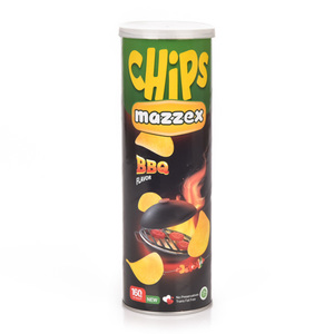 Mazzex Barbeque Flavour Chips 160g