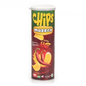 Mazzex Hot Spicy Chips 160g