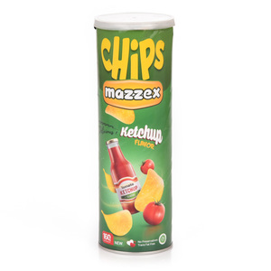 Mazzex Ketchup Flavour Chips 160g